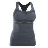 EC3D Compression Cami-Bra Charcoal
