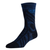 EC3D Compression Twist Crew Unisex Black/Blue