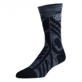 EC3D Compression Twist Crew Unisex Black/Grey