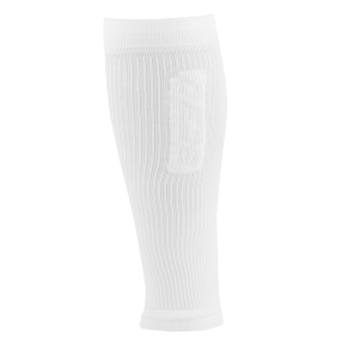 EC3D Solid Compression Sleeves Unisex White