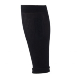 EC3D Solid Compression Sleeves Unisex Black