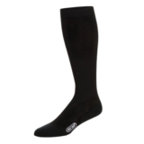 EC3D Solid Compression Socks Unisex Black