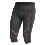 EC3D Sport Compression Knicker Unisex Charcoal/Red/White