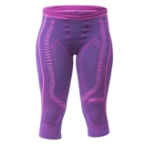 EC3D Sport Compression Knicker Unisex Atomic Purple