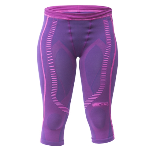 EC3D Sport Compression Knicker Unisex Atomic Purple - EC3D Style # BC 304D-AP F15