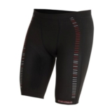 EC3D Sport Compression Short Unisex Black/White/Red