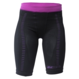 EC3D Sport Compression Short Unisex Black/Magenta