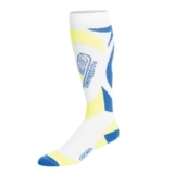 EC3D Twist Compression Socks Unisex Blue/Citrus