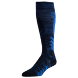 EC3D Twist Compression Socks Unisex Black/Blue