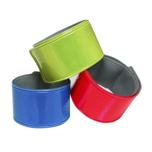 EVO Reflective Roll Up Bands Multicolour Bands