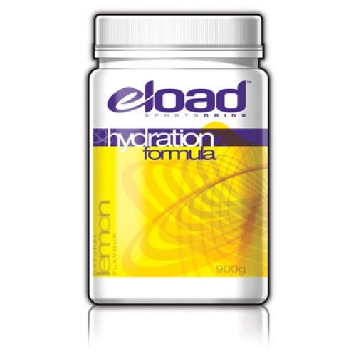 Eload Hydration Bulk 900g Lemon