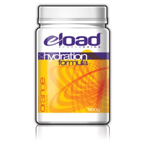 Eload Hydration Bulk 900g Orange