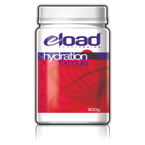 Eload Hydration Bulk 900g Strawberry
