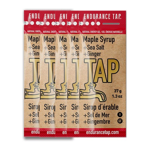 Endurance-Tap-Gel-Box-of-24 Maple Syrup