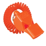 FOX 40 Classic Safety Whistle Orange with Coil