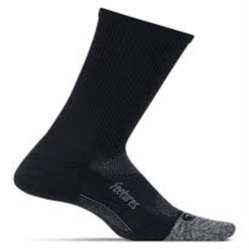Feetures Elite LC Mini-Crew Unisex Black