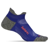 Feetures Elite LC No Show-Tab Women's Power Purple