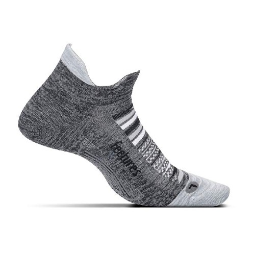 Feetures Elite LC No Show-Tab Unisex Night Sky
