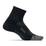 Feetures Elite LC Quarter Unisex Black