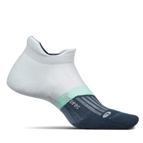 Feetures Elite UL No Show Tab Unisex Morning Mist