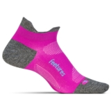 Feetures Elite ULC No Show Tab Women's Fushia Pop
