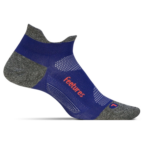 Feetures Elite ULC No Show Tab Unisex Power Purple