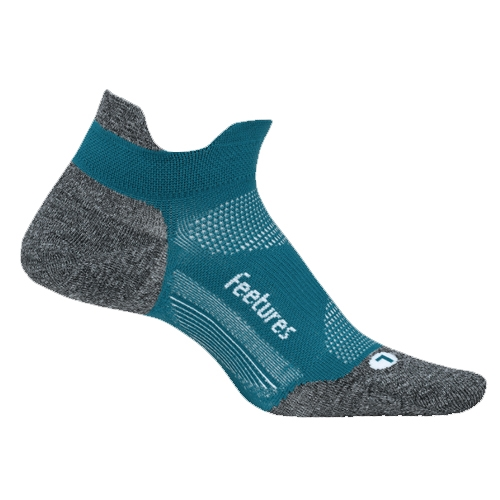 Feetures Elite ULC No Show Tab Unisex Emerald