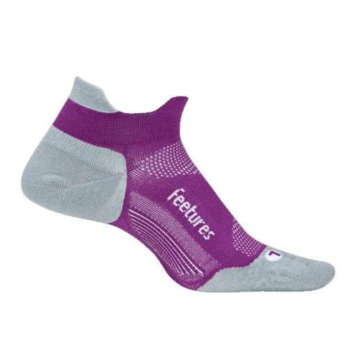 Feetures Elite ULC No Show Tab Women's Ruby