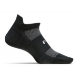 Feetures HP ULC No Show Tab Unisex Black