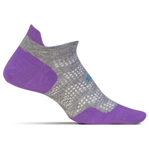 Feetures HP ULC No Show Tab Women's Viola