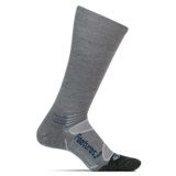 Feetures Merino+ Cushion Crew Unisex Grey/Pacific