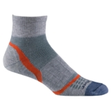 Fox River Velocity 1/4 Light Men's Light Grey Orange