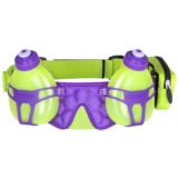 Fuel Belt Helium H2O 2 Bottle Unisex Lagoon Green/Grape