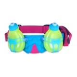 Fuel Belt Helium H2O 2 Bottle Unisex Maui Pink/Green/Blue
