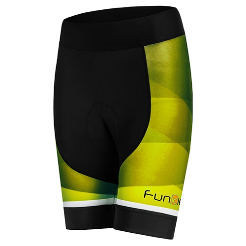 Funkier Arona Bike Short Women's Black