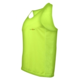 Funkier Bronti Singlet Men's Neon Yellow