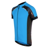 Funkier Firenze Bike Jersey Men's Blue