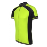 Funkier Firenze Bike Jersey Men's Neon Yellow