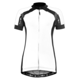 Funkier Firenze Bike Jersey Women's White