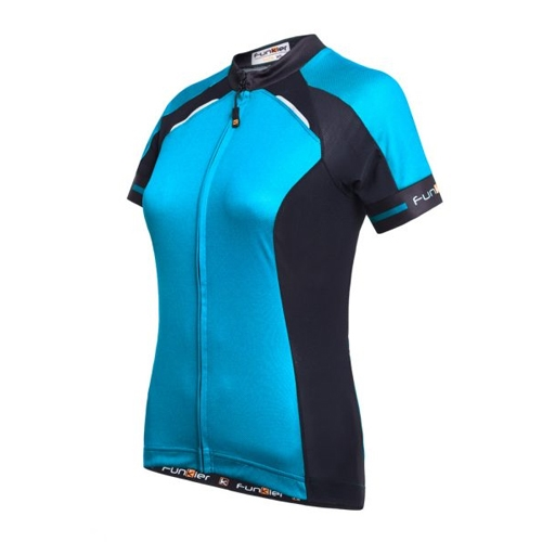 Funkier Firenze Bike Jersey SS Women's Blue