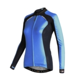 Funkier Firenze Long Sleeve Women's Blue