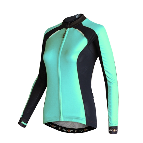 Funkier Firenze Long Sleeve Women's Mint - Funkier Style # JW730-6-L MINT S17