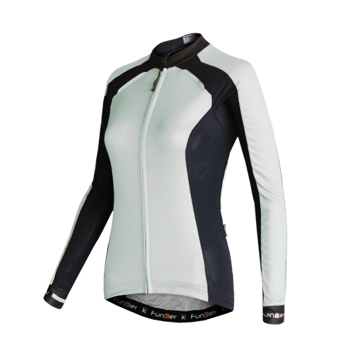 Funkier Firenze Long Sleeve Women's White