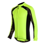 Funkier Firenze Long Sleeve TH Men's Neon Yellow