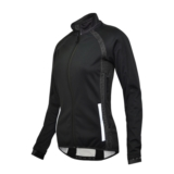Funkier Marana Softshell JKT Women's Black/White