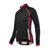 Funkier Marana Softshell JKT Women's Black/Red