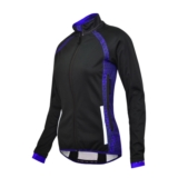 Funkier Marana Softshell JKT Women's Black/Royal Blue