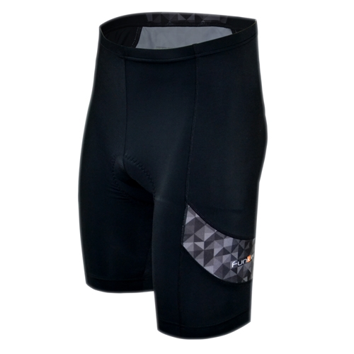 Funkier Melano Bike Short Men's Black