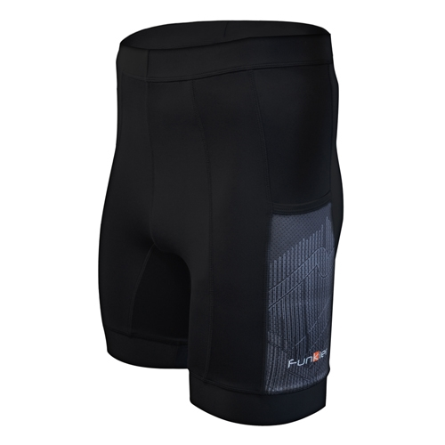 Funkier Paduli Short Tight Men's Black
