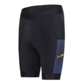 Funkier Paduli Short Tight Men's Black/Blue
